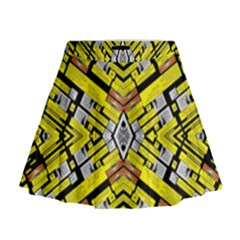 Select Accine Mini Flare Skirt