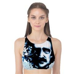 Edgar Allan Poe Crows Tank Bikini Top