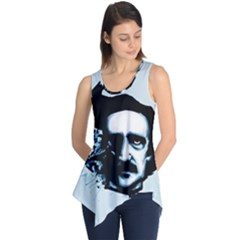 Edgar Allan Poe Crows Sleeveless Tunic