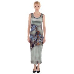 Dress Pattern  Annabellerockz Copyrighted 3 Fitted Maxi Dress