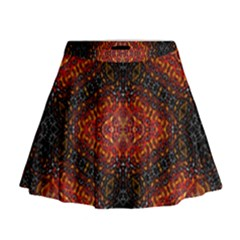 Velvel Mini Flare Skirt