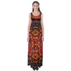 WIND REY N FYAIR Empire Waist Maxi Dress