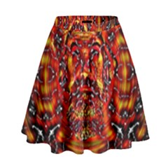 Wind Rey N Fyair High Waist Skirt