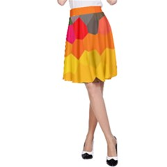 Scape2 22 A-Line Skirt