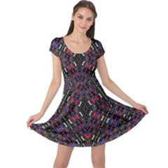 GATEWAY ANCIENT Cap Sleeve Dresses