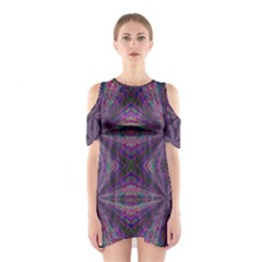 CON CERN Cutout Shoulder Dress