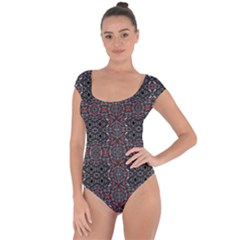 Windoor Short Sleeve Leotard (Ladies)