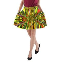 Flair A-Line Pocket Skirt