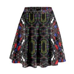 6200 High Waist Skirt