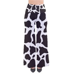 Cow Pattern Pants