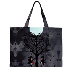 Love Tree Large Tote Bag