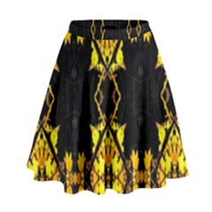 lit0112001018 High Waist Skirt