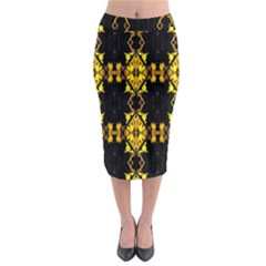 lit0112001018 Midi Pencil Skirt