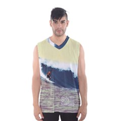 Summer Collection Siargao Men s Basketball Tank Top