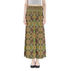 Roulette Board Maxi Skirts