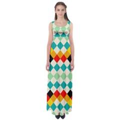 Empire Waist Maxi Dress