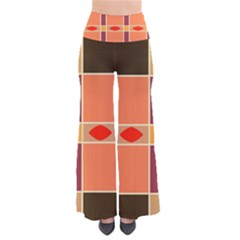 Shapes and stripes                                                Women s Chic Palazzo Pants