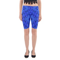 Water On Yoga Cropped Leggings