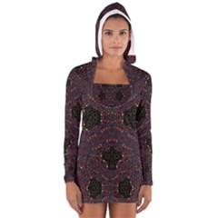 ROGUE Women s Long Sleeve Hooded T-shirt