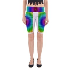 Colors Yoga Cropped Leggings