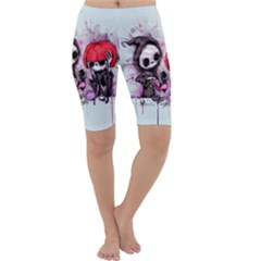 Local Anesthetic Cropped Leggings