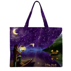Releasing the Fairy Large Tote Bag