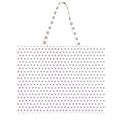 NSFW Lucky 9 Pattern Large Tote Bag