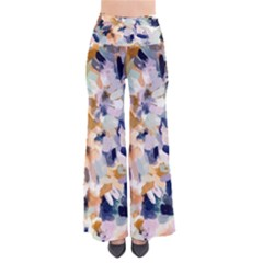 Lee Abstract Women s Chic Palazzo Pants