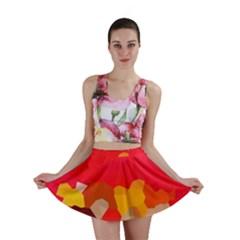 Red2 Mini Skirt