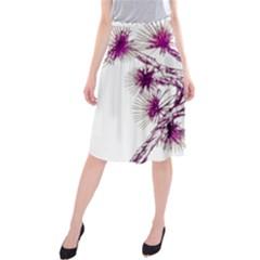 Joshua Tree Midi Beach Skirt