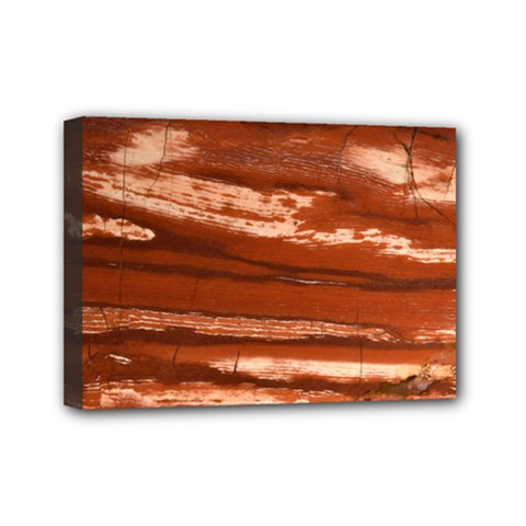 Red Earth Natural Mini Canvas 7  x 5