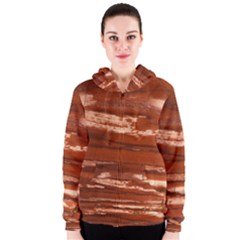 Red Earth Natural Women s Zipper Hoodie