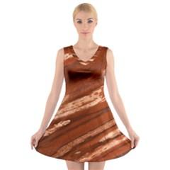Dsc 0601 V Neck Sleeveless Dress