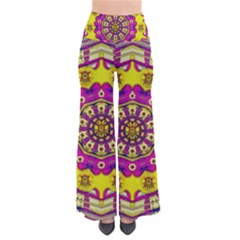 Celebrating Summer In Soul And Mind Mandala Style Pants
