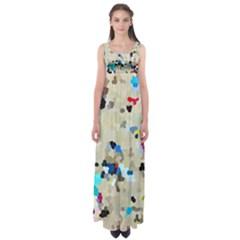 Beach333 Empire Waist Maxi Dress