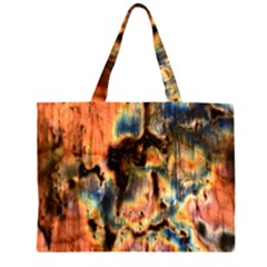 Naturally True Colors  Large Tote Bag