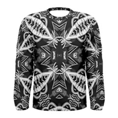 Mathematical Men s Long Sleeve Tee