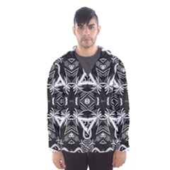 Mathematical Hooded Wind Breaker (men)