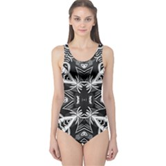 Mathematical One Piece Swimsuit