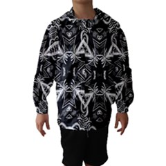 Mathematical Hooded Wind Breaker (kids)