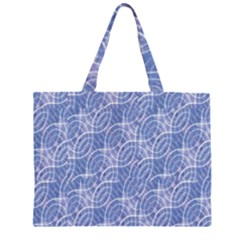 Modern Abstract Geometric Large Tote Bag