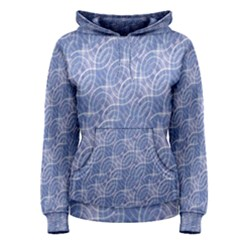 Modern Abstract Geometric Women s Pullover Hoodie