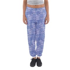 Modern Abstract Geometric Women s Jogger Sweatpants