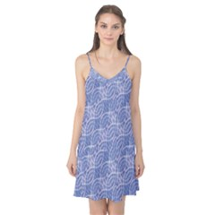 Modern Abstract Geometric Camis Nightgown