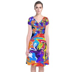 Ar000803 (3)11111 Wrap Dress