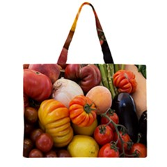 Heirloom Tomatoes Large Tote Bag