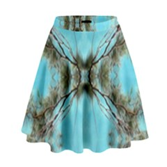 Lit140313001001 High Waist Skirt