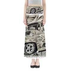 Old Ford Pick Up Truck  Maxi Skirts