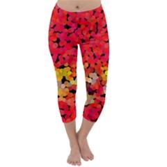 Red22 Capri Winter Leggings