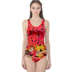 Red22 One Piece Swimsuit